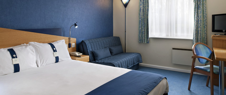 Holiday Inn Express Newcastle Metro Centre - Double Room