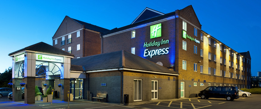 Holiday Inn Express Newcastle Metro Centre - Exterior