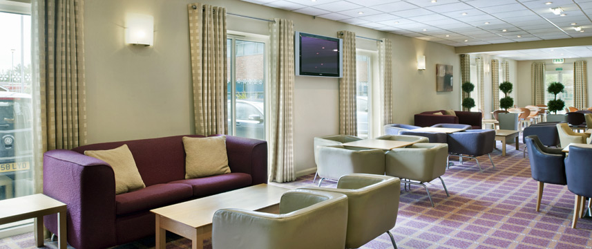 Holiday Inn Express Newcastle Metro Centre - Lounge Seating