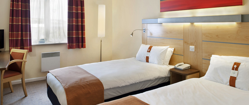 Holiday Inn Express Newcastle Metro Centre - Twin Room