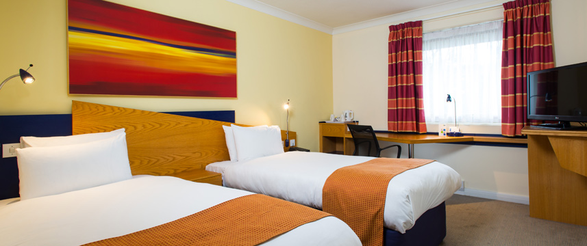 Holiday Inn Express Oldbury M5 Jct 2 Twin Beds
