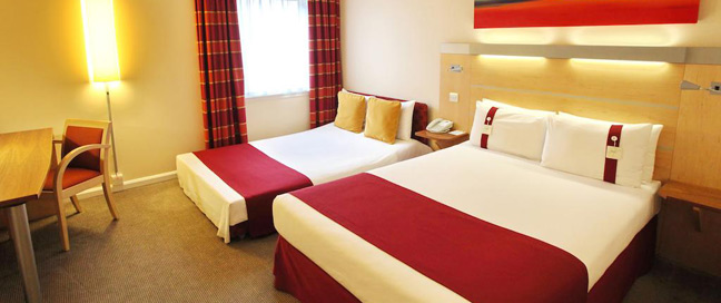Holiday Inn Express Redditch - Double With Sofabed