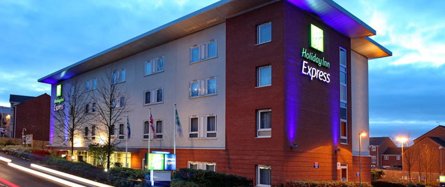 Holiday Inn Express Redditch - Exterior