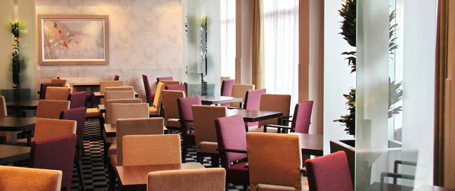 Holiday Inn Express Redditch - Resturant