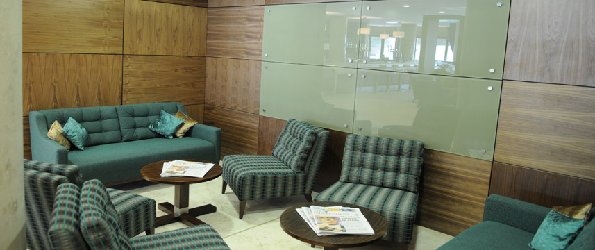 Holiday Inn Express Sheffield City Centre - Lobby Lounge
