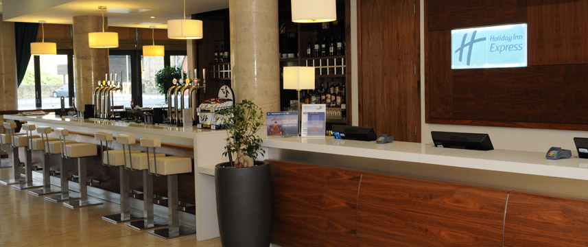 Holiday Inn Express Sheffield City Centre - Reception