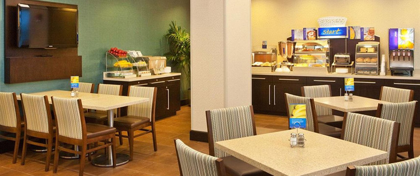 Holiday Inn Express Times Sq South Restaurant