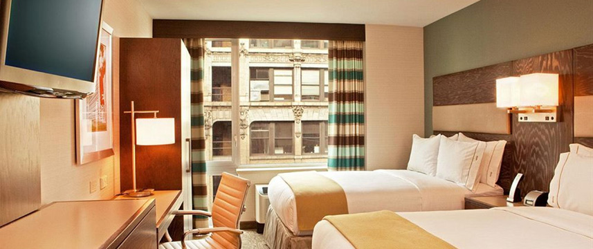 Holiday Inn Express Times Sq South Twin