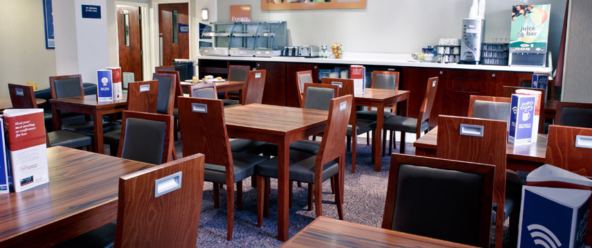 Holiday Inn Express York - Breakfast Room