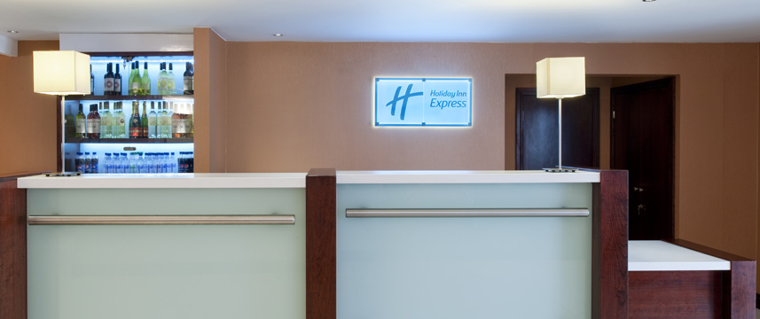 Holiday Inn Express York - Reception