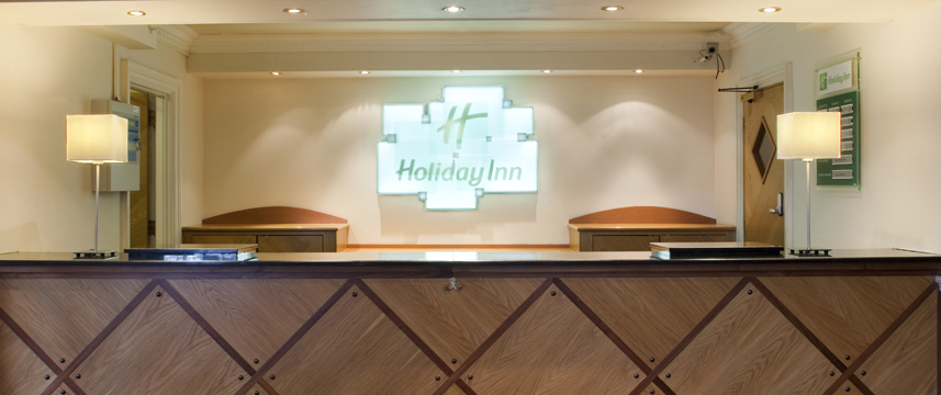 Holiday Inn Leeds Bradford - Reception