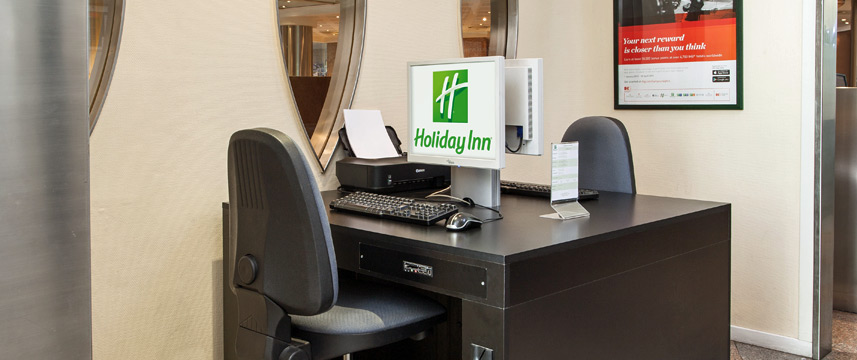 Holiday Inn Lisbon Continental - Business Centre