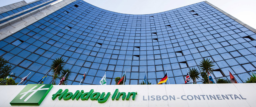 Holiday Inn Lisbon Continental - Exterior