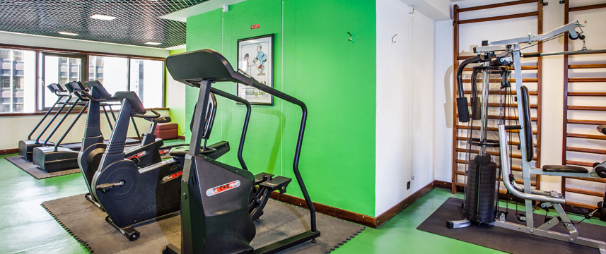 Holiday Inn Lisbon Continental - Gym
