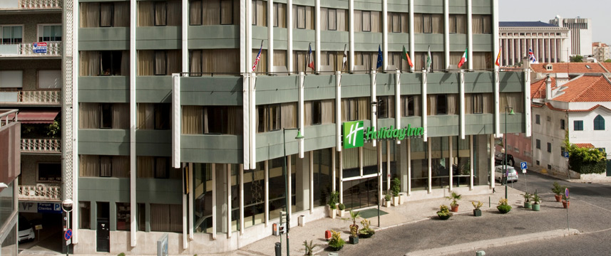 Holiday Inn Lisbon - Exterior