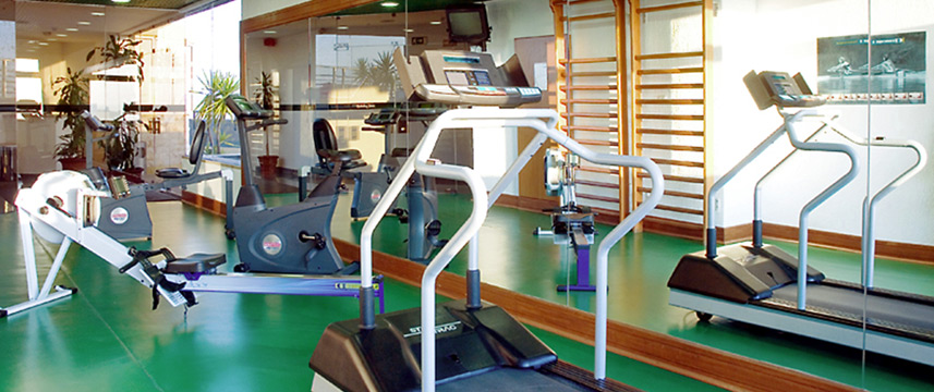 Holiday Inn Lisbon - Fitness Room
