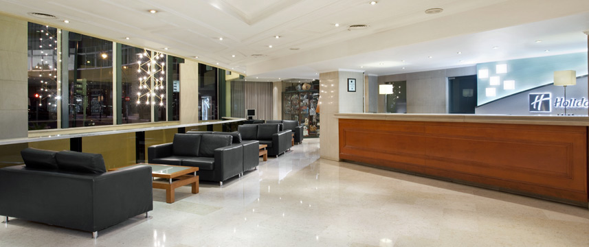 Holiday Inn Lisbon - Reception