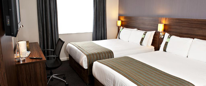 Holiday Inn Liverpool City Centre - Family Room