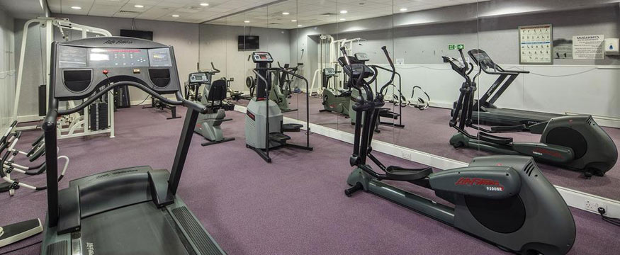 Holiday Inn Liverpool City Centre - Fitness