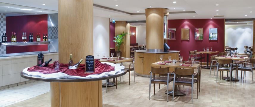 Holiday Inn London - Gatwick Airport - Traders Restaurant