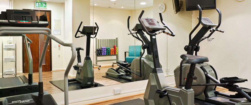 Holiday Inn London Camden Lock - Fitness Room