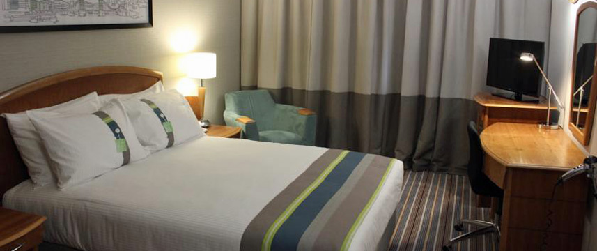 Holiday Inn London Heathroe T5 Double Room
