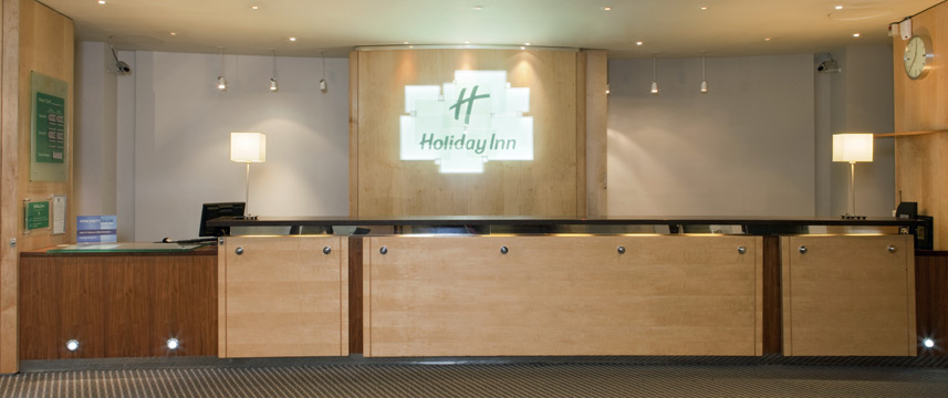 Holiday Inn London Heathrow Ariel - Reception