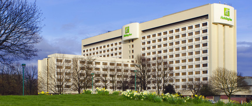 Holiday Inn London Heathrow M4 Jct4 Exterior