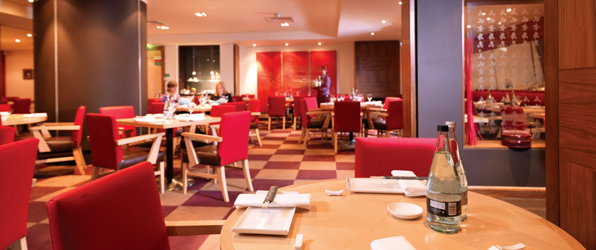 Holiday Inn London Heathrow M4 Jct4 Sampans Restaurant