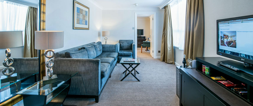 Holiday Inn London Kensington - Executive Living Room