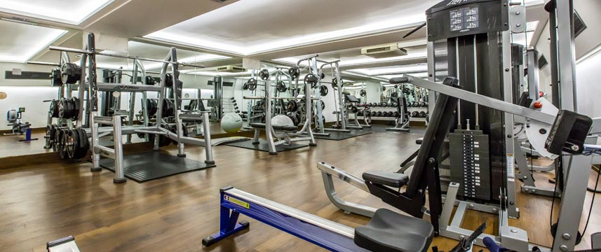 Holiday Inn London Kensington - Fitness Centre