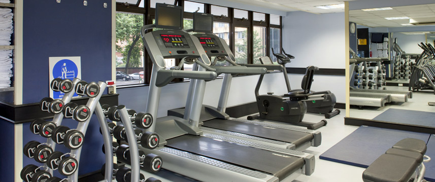 Holiday Inn London Kensington Forum Gym