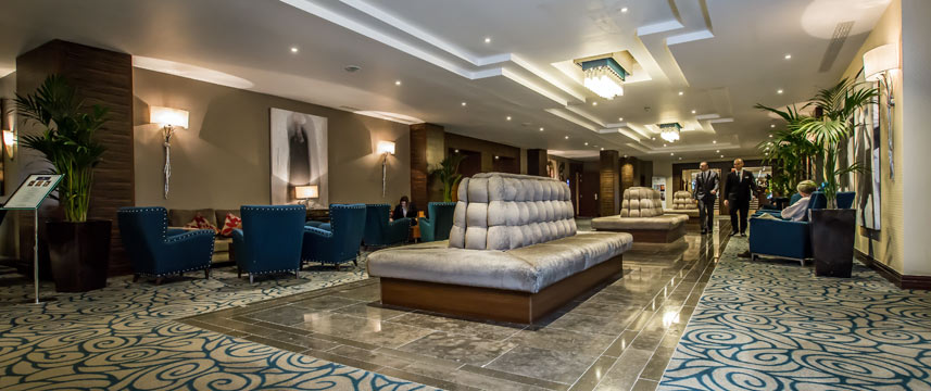 Holiday Inn London Kensington - Lobby