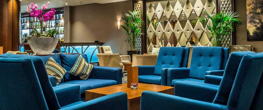 Holiday Inn London Kensington - Lounge Seating