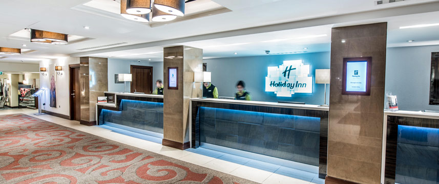 Holiday Inn London Kensington - Reception
