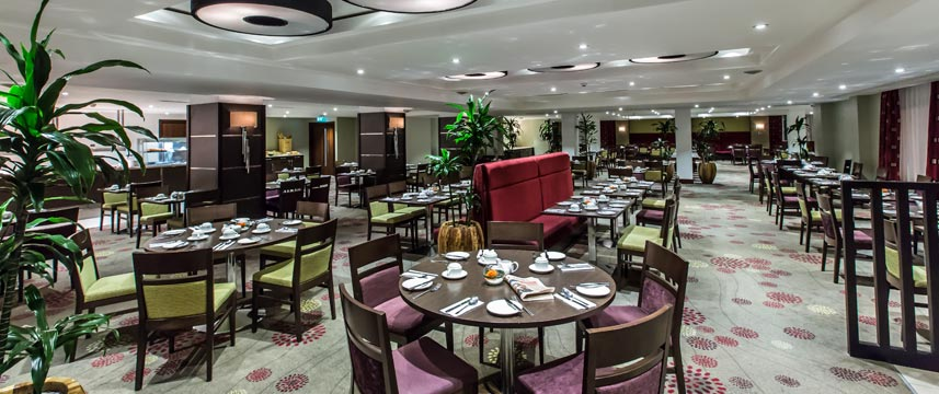 Holiday Inn London Kensington - Restaurant