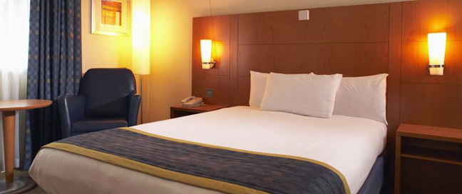 Holiday Inn London Regents Park - Double Bed