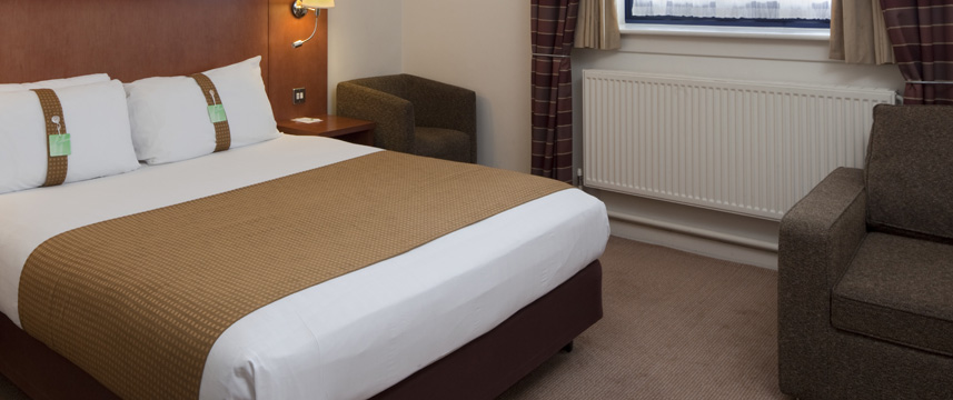 Holiday Inn Luton South - Double Room