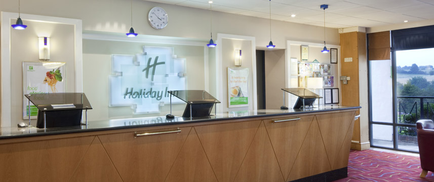 Holiday Inn Luton South - Reception