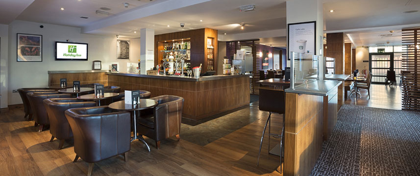 Holiday Inn Manchester - Central Park - Bar Lounge