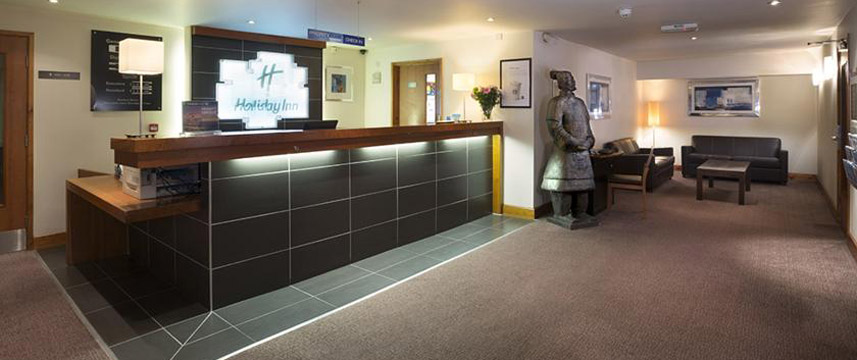 Holiday Inn Manchester - Central Park - Reception