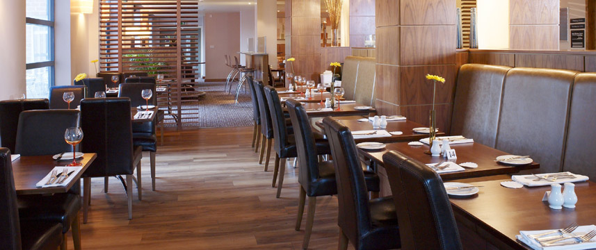 Holiday Inn Manchester - Central Park - Restaurant