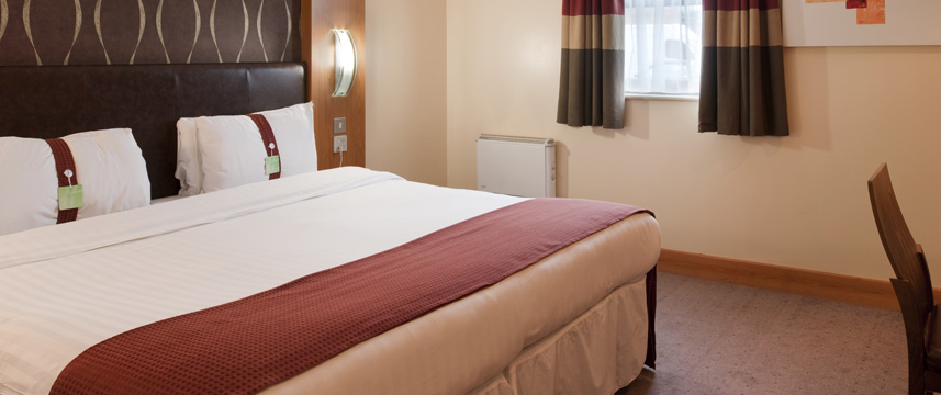 Holiday Inn Manchester - Central Park - Standard Bedroom