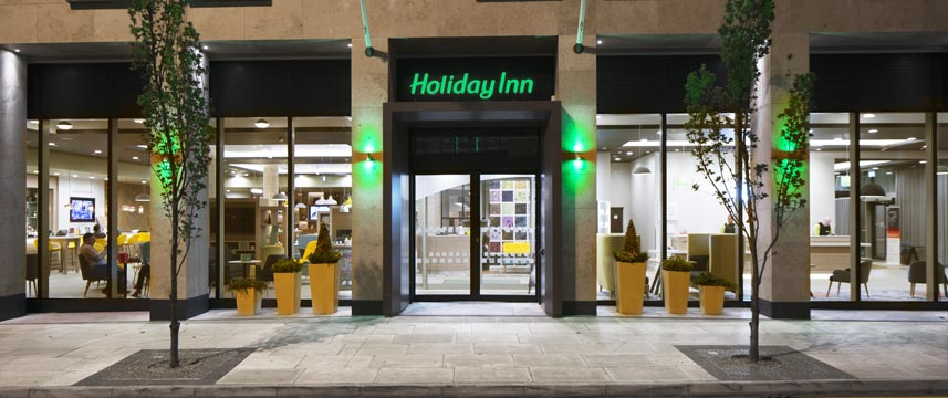 Holiday Inn Manchester City Centre - Entrance