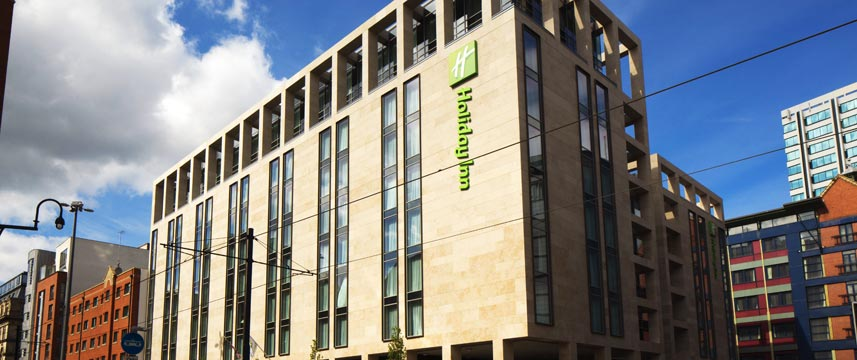 Holiday Inn Manchester City Centre - Exterior