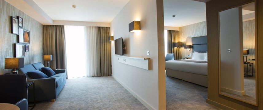 Holiday Inn Manchester City Junior Suite