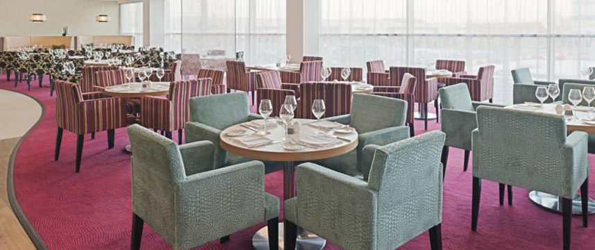 Holiday Inn Manchester Media City - Dining Area