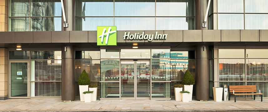 Holiday Inn Manchester Media City - Entrance