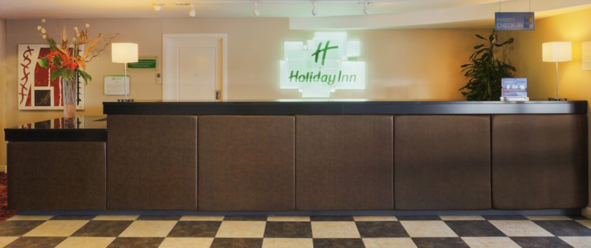 Holiday Inn Manchester West - Reception