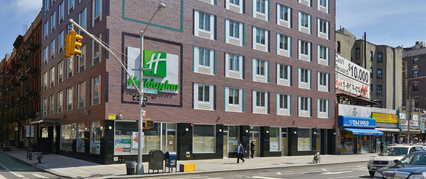 Holiday Inn NYC - Lower East Side - Exterior